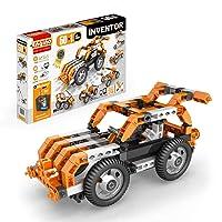 Engino Inventor - Build 50 Motorized Multi-Models Construction Kit
