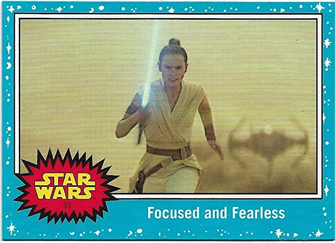 Choose your card! Character Stickers Topps Star Wars Rise of Skywalker