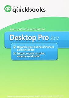 Amazon quickbooks pro 2016 small business accounting software intuit quickbooks desktop pro 2017 small business accounting software old version fandeluxe Choice Image
