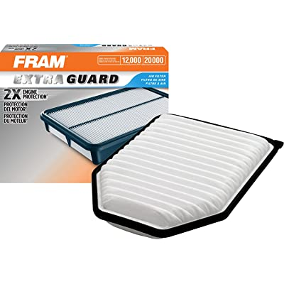 FRAM CA10348 Extra Guard Rigid Air Filter: Automotive