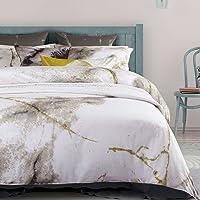 QE Home- Carrara Duvet Cover Set
