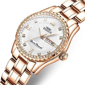 OLMECA Women's Fashion Analog Quartz Elegant Watch