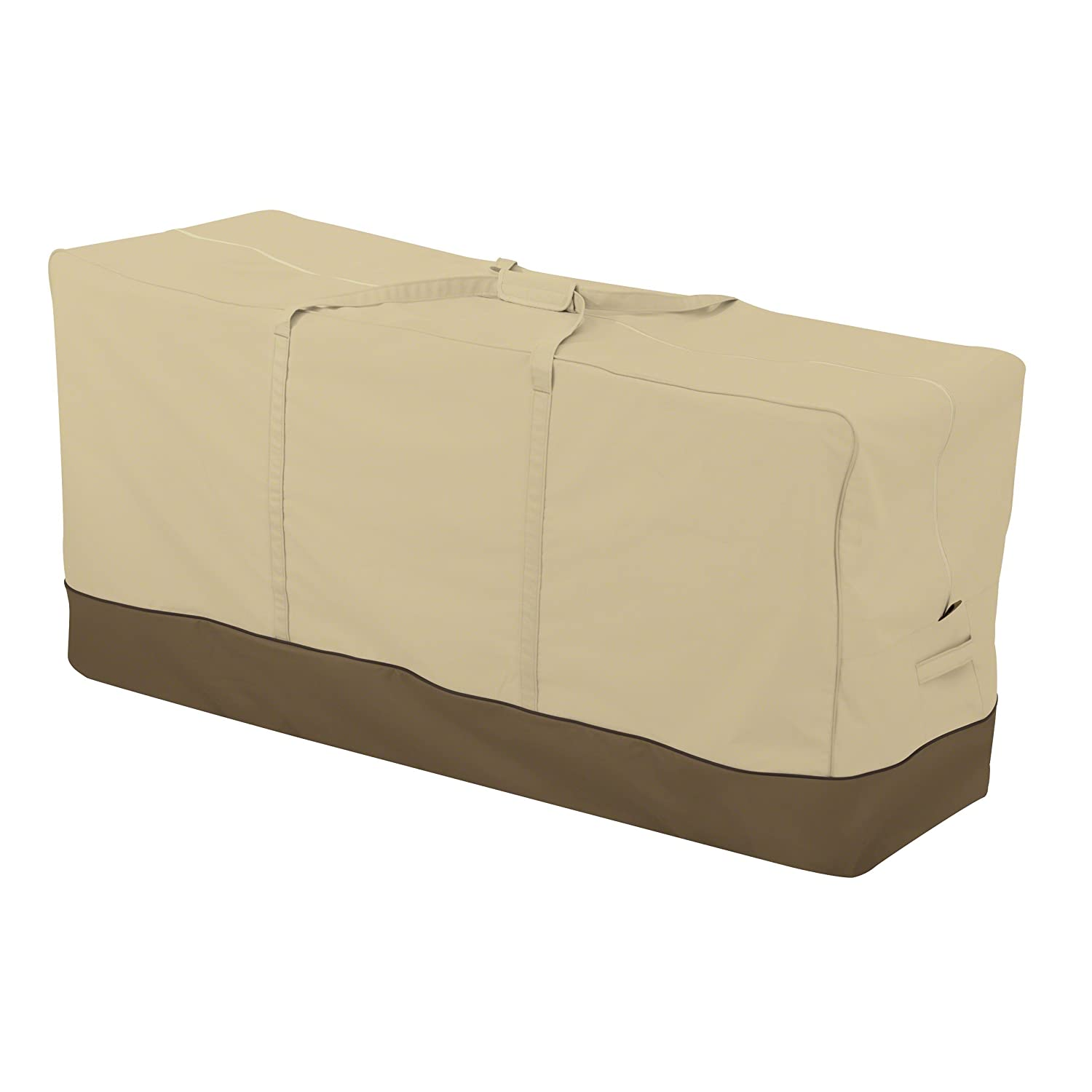 Classic Accessories Veranda Patio Cushion & Cover Storage Bag, Oversized