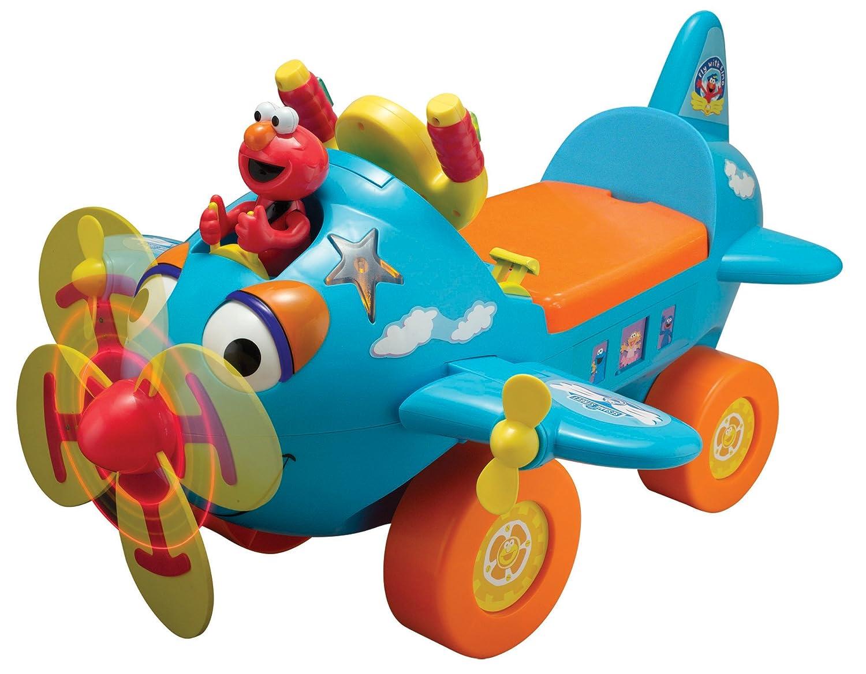 elmo airplane ride on toy best airplane 2017