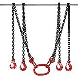 OrangeA 13FT Sling Chain 9/32 Inch x 13FT Steel