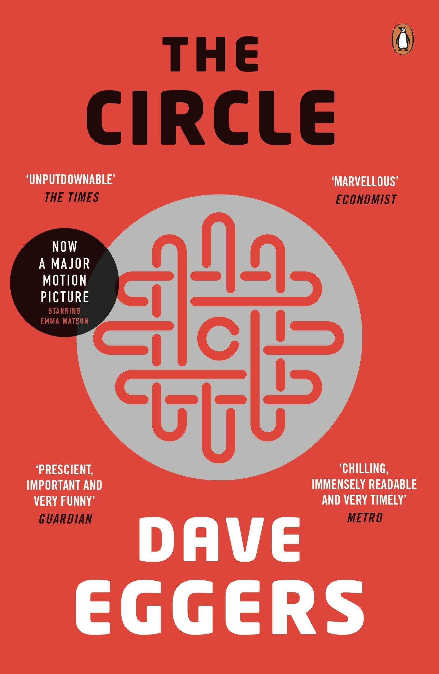 The Circle (Penguin Essentials): Amazon.co.uk: Eggers, Dave: 9780241146507:  Books