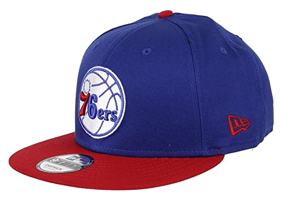 A NEW ERA Era NBA Team 9FIFTY Philadelphia 76ers Gorra, Hombre ...