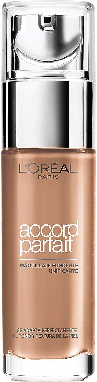 L'Oreal Accord Parfait 4N Crema de Fundación - 1 unidad LOREAL A8192700