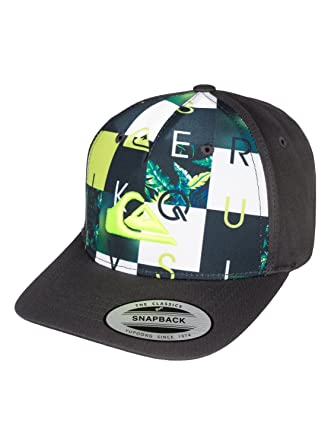 Quiksilver Pintails Youth - Gorra para niño, Color ambrosía, Talla ...