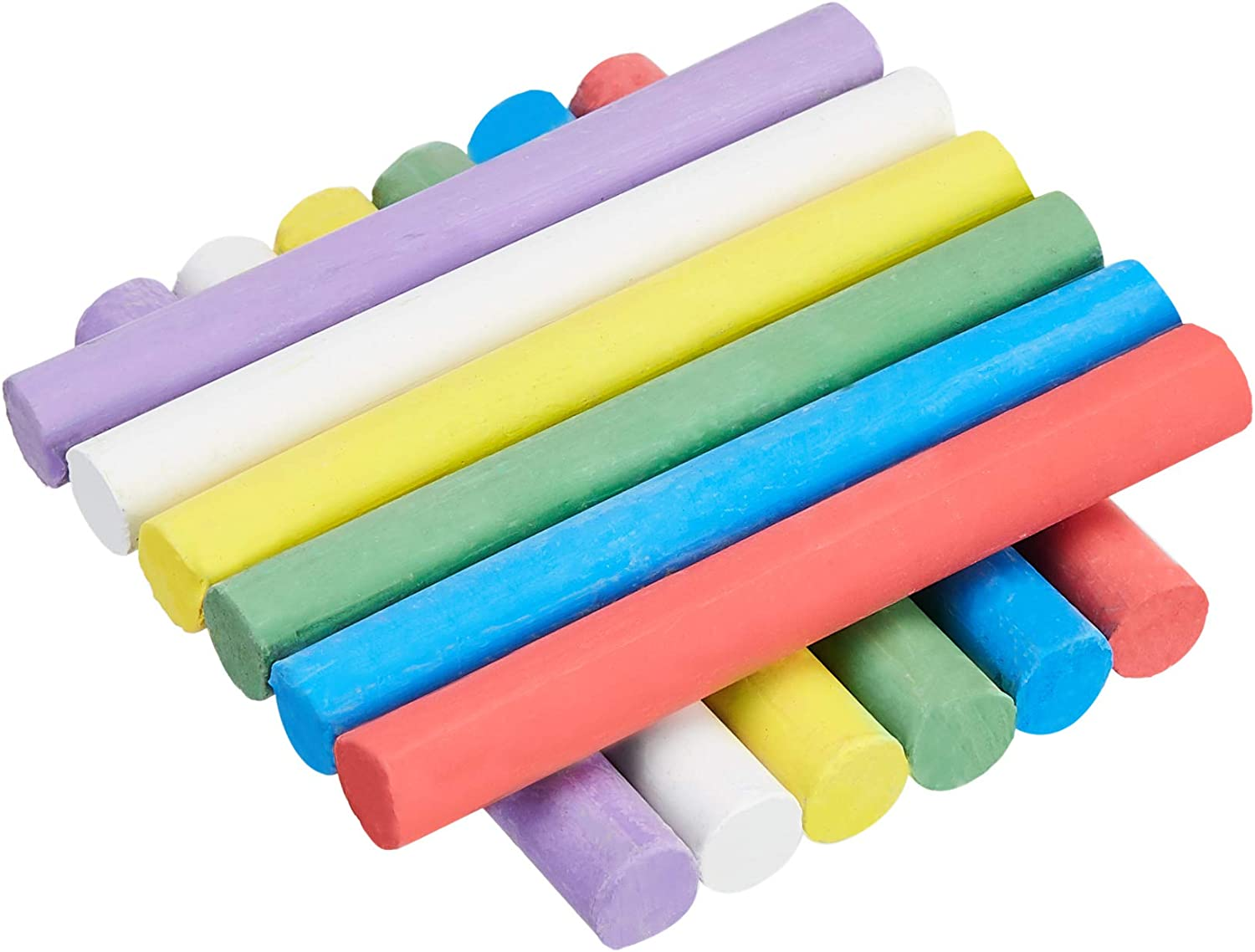 Assorted Colors 12 per Pack Westcott Eraser Toppers