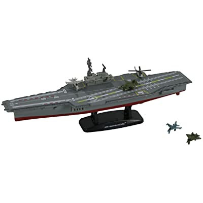 MotorMax Die cast Aircraft Carrier: Toys & Games