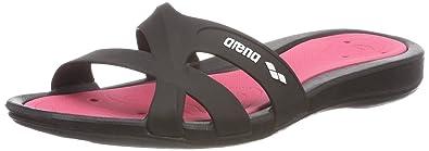 Arena Women s Athena Woman Hook Beach   Pool Shoes  Amazon.co.uk ... 48b8cf391b