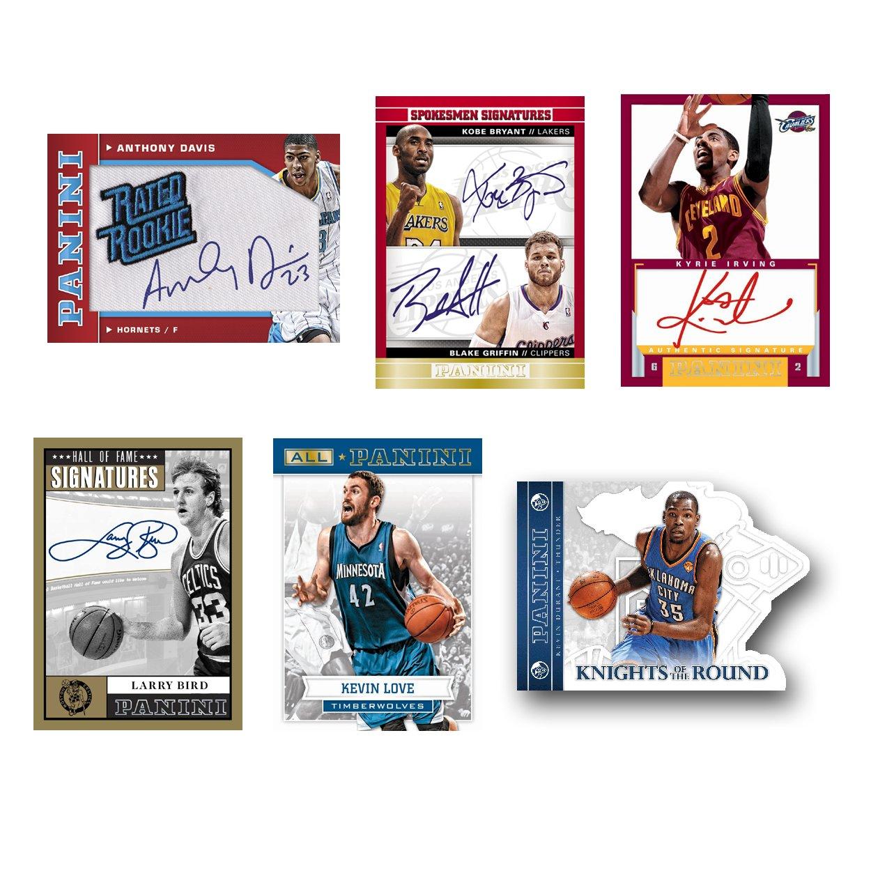 NBA 2012/13 Panini Elite Basketball Trading Cards by Panini