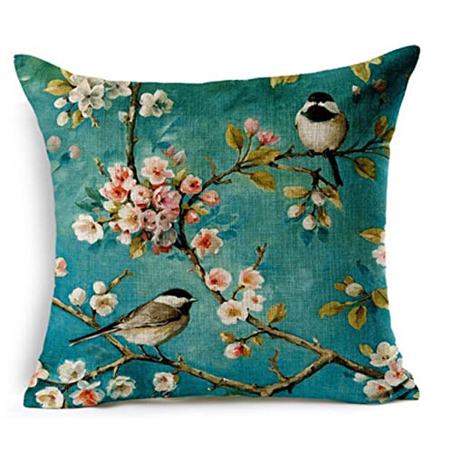 Spring And Summer Throw Pillow Covers Amazon Com