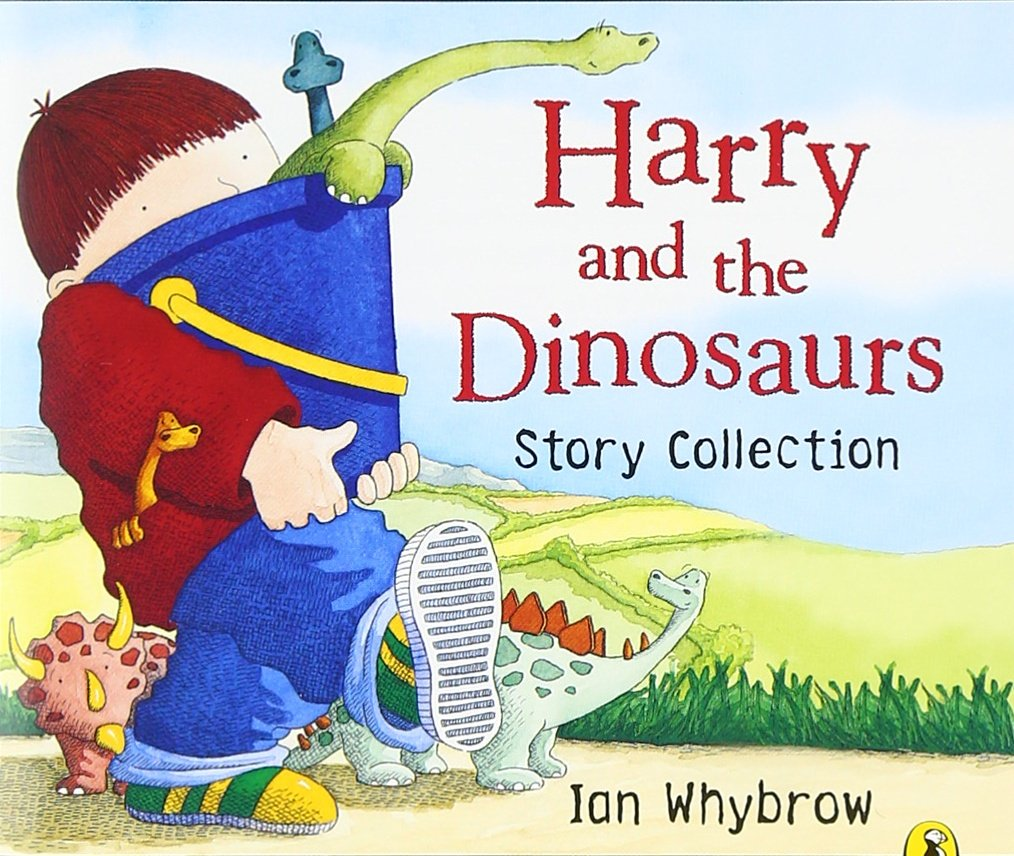 Download Harry And The Bucketful Of Dinosaurs Story Collection pdf epub