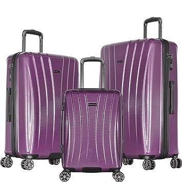 Amazon.com: Olympia USA Athena - Juego de equipaje giratorio ...