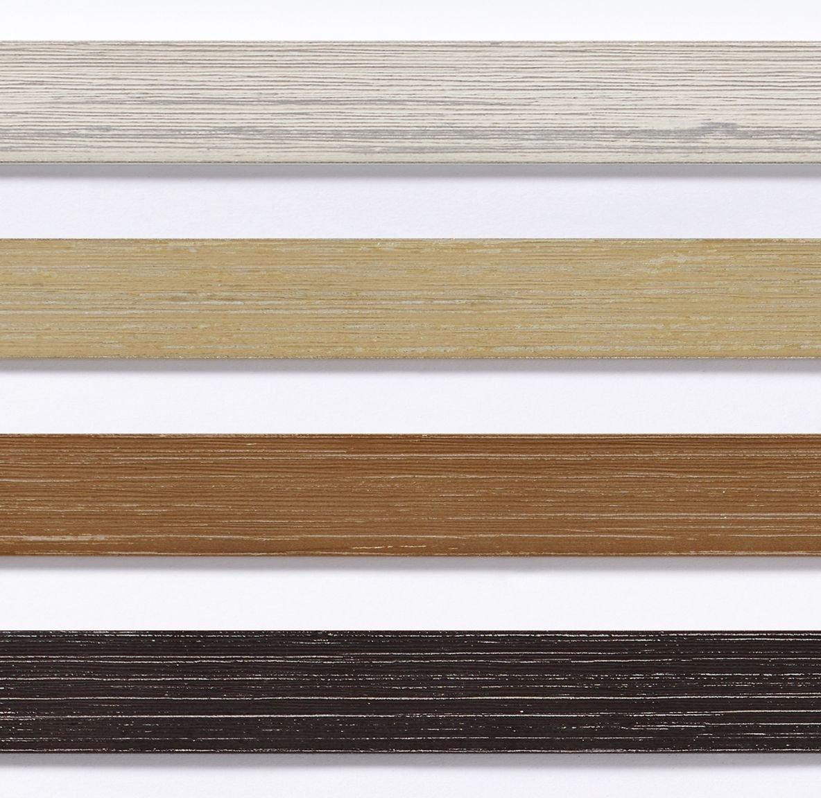 Allegra Holzrahmen weiss 40x50 cm