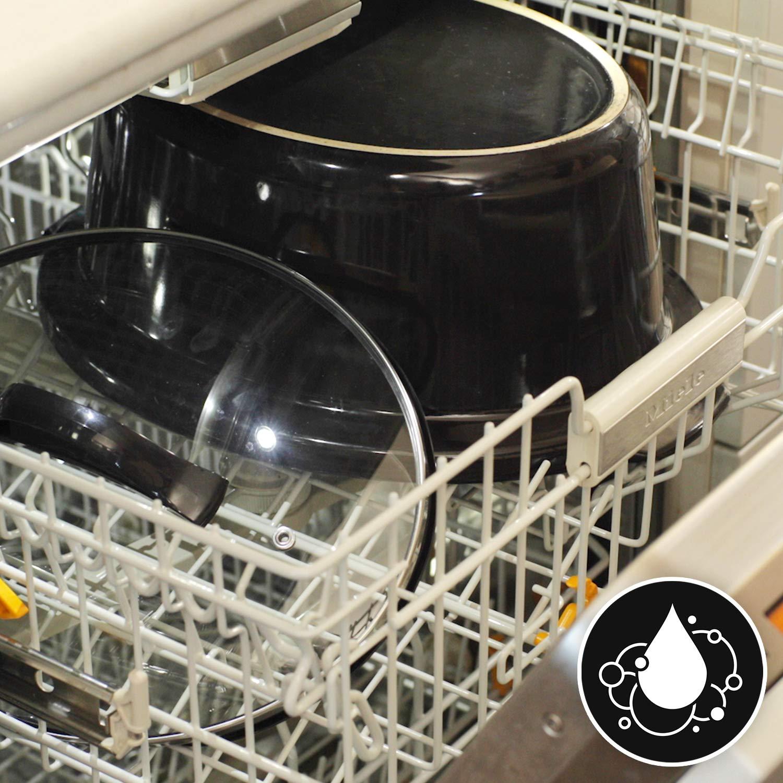 Crock-Pot AutoStir CSC012X Olla de cocción Lenta, 240 W, 5.7 ...