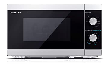 SHARP YC-MG01ES Microondas con Grill: Amazon.es: Hogar