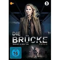 Die Brücke - Transit in den Tod - Staffel 3 [5 DVDs]