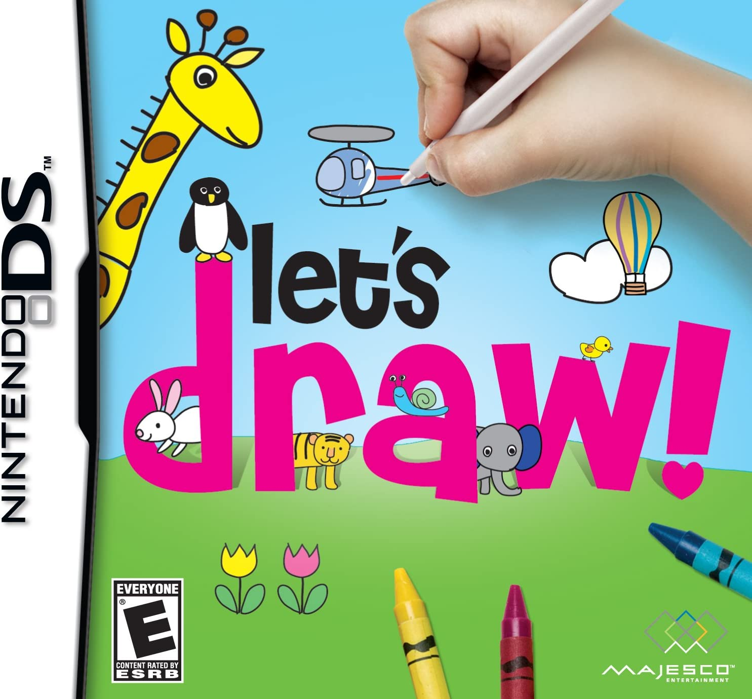 Amazon.com: Let\'s Draw!: Video Games