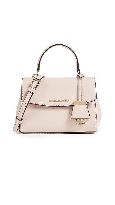 33003d70e916 Michael Kors 32F5GAVC1L_SOFT PINK Womens Ava Cross-Body Bag Pink (Soft Pink)