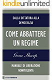 Come abbattere un regime
