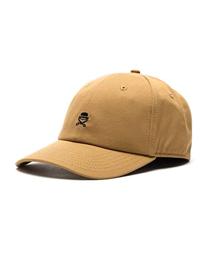 Cayler & Sons Gorras Pa Small Icon Curved Sand/Black Adjustable