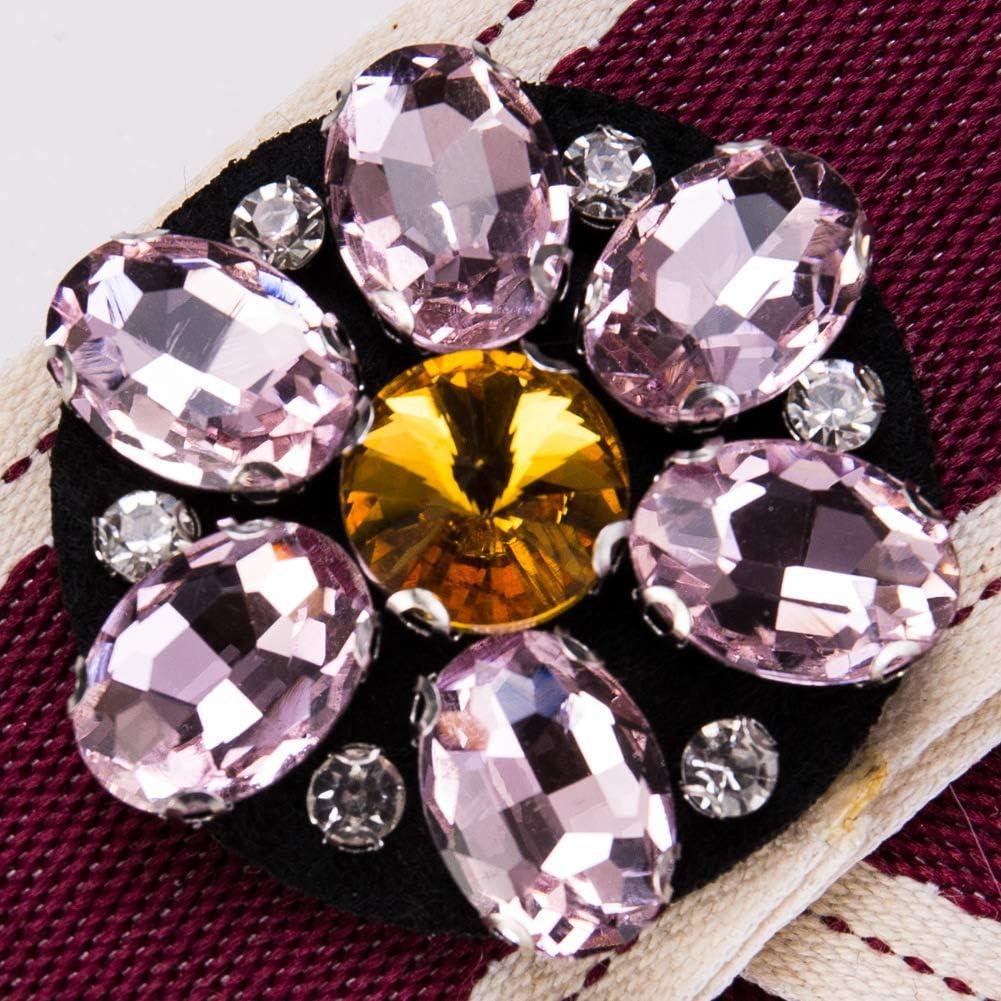 Yazilind Cristal Strass Bowknot Broche Cou Noeud Papillon Collier Broches Corsage pour La F/ête De Mariage Bijoux Cadeaux