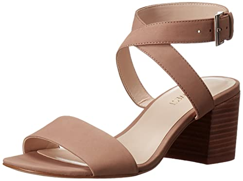 Nine West Women's Gondola Leather Dress Sandal