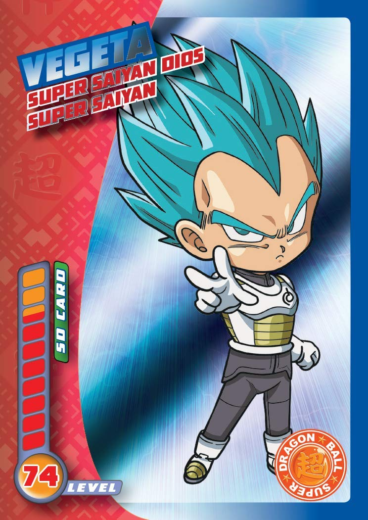 Panini Carpeta + 2 Fundas TC Dragon Ball Super, 2501 - 014 ...