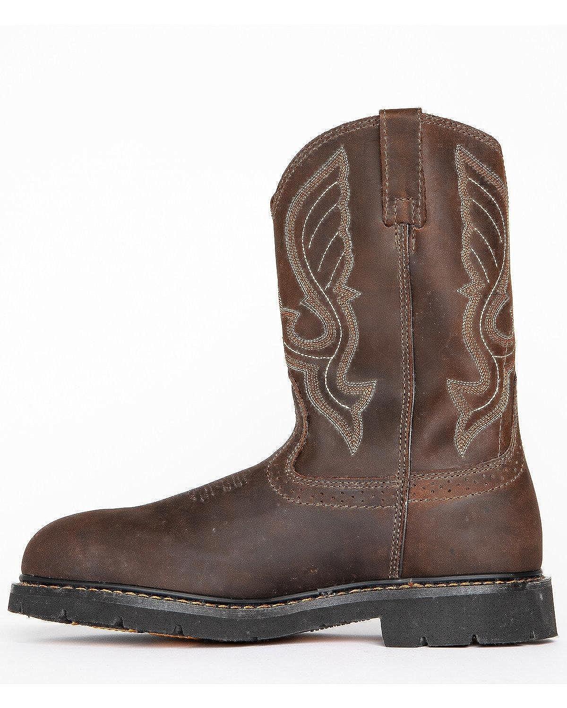 85caca392f8 Amazon.com | Cody James Men's Western Work Boot Composite Toe ...