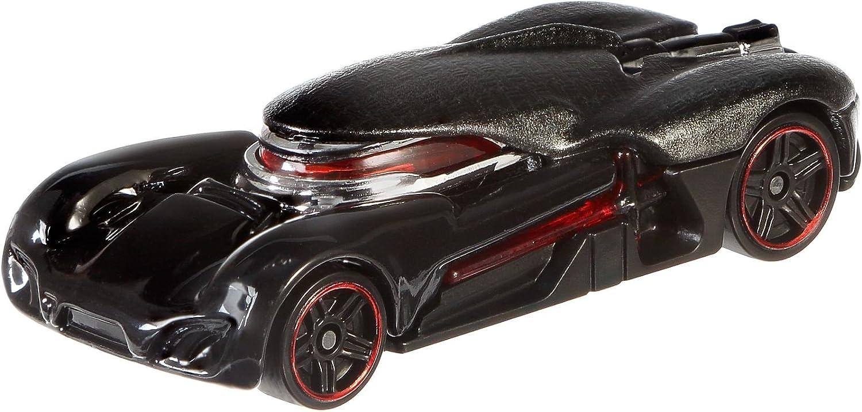 CGW50 Mattel hot wheels star wars 1:64 scale diecast Kylo ren personnage voiture