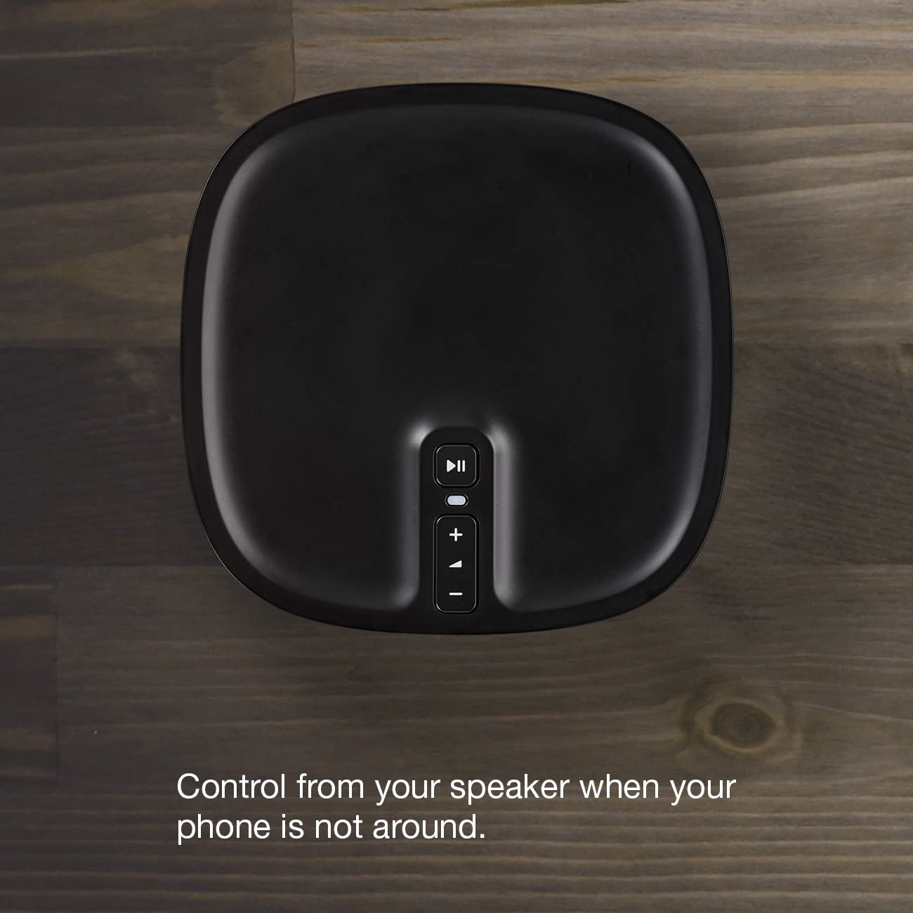 Black Sonos Play: 1 Compact Wireless Smart Speaker Discontinued by manufacturer