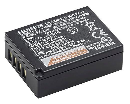 5 opinioni per Fujifilm NP-W126S Batteria Ricaricabile