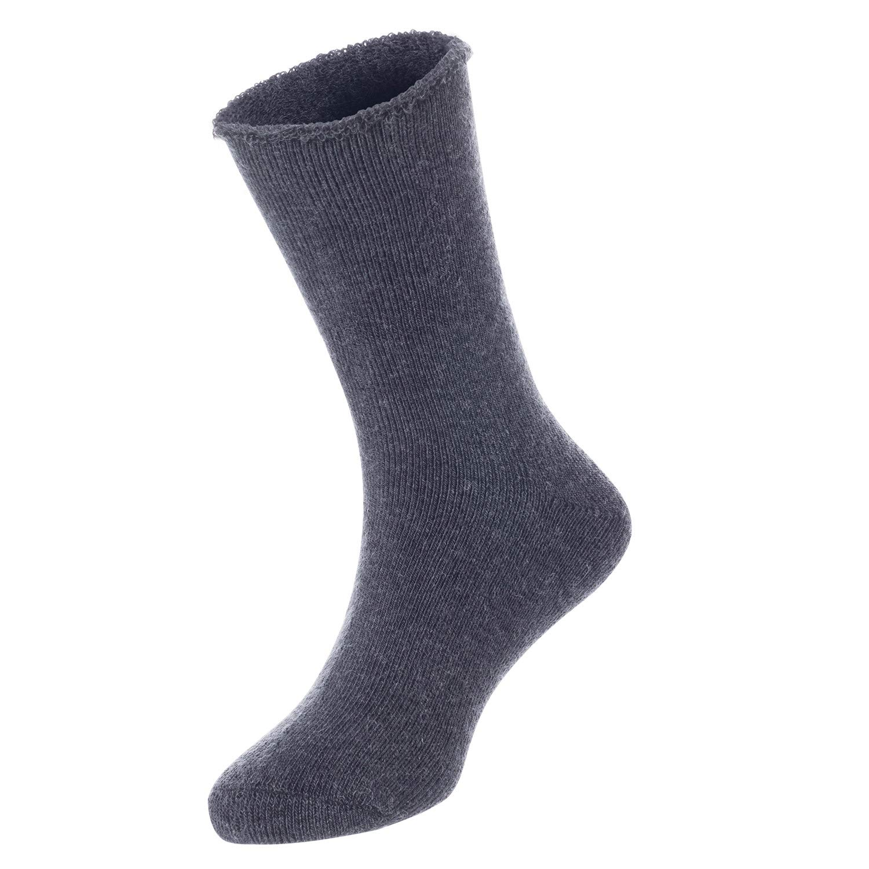 Lovely Annie Unisex Childrens Wool Blend Crew Socks LK0601 Size 0M-11Y