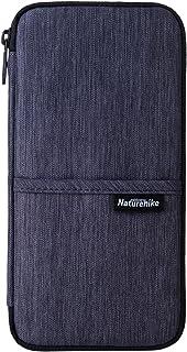 Naturehike Portafoglio passaporto multifunzione viaggio per biglietto,denaro,mobile (blu)