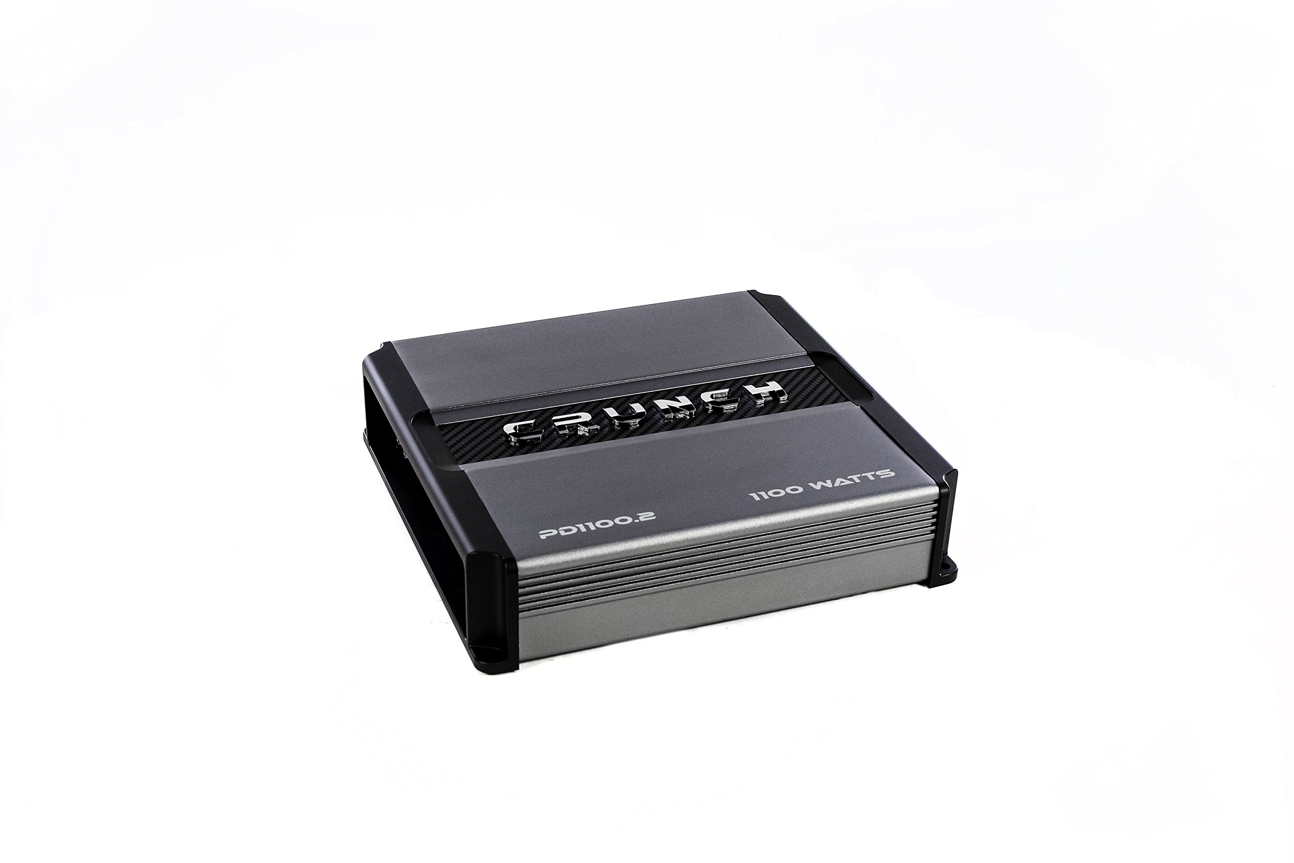 Crunch Power Drive PD1100.2 Bridgeable Amplifier (1,100 Watts Max, Class Ab 2-Channel)