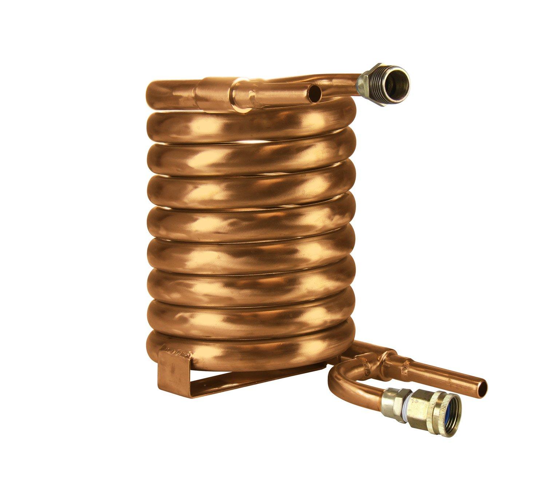 Kegco's Copper Counterflow Chiller