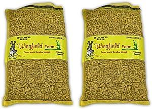 Wingfield Farm 25 Pound Virginia in Shell Animal Peanuts (25lb Bag) for Wildlife