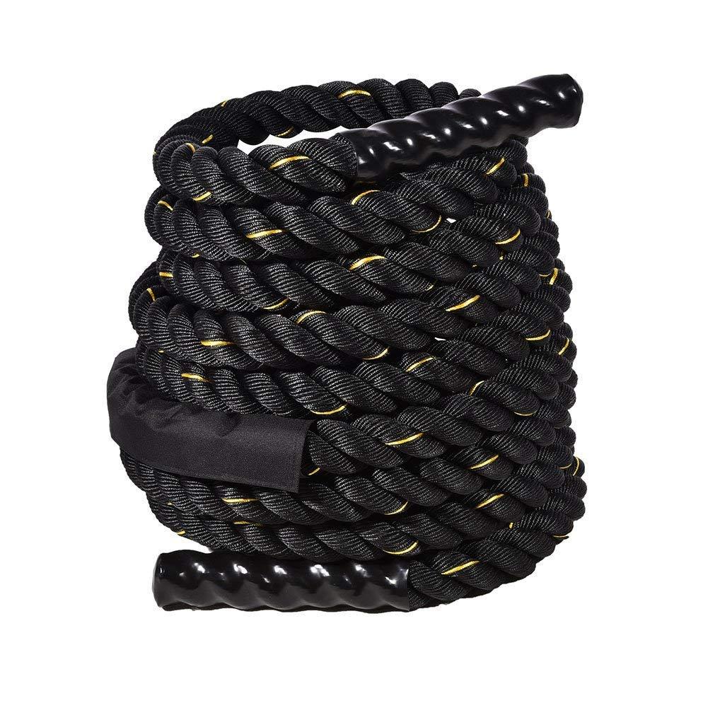 Dfiue Trainings Battle Rope,Schlacht Seil Für MMA Körperliches Training Klettern Fitness Seile Fitness Battle Rope