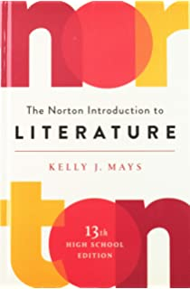 Amazon com: The Norton Introduction to Literature with 2016