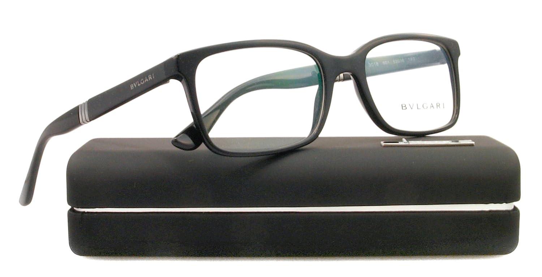 cdc6a8d4da5 Bvlgari Glasses Black 3018 gdFR Sunglasses  Amazon.co.uk  Clothing
