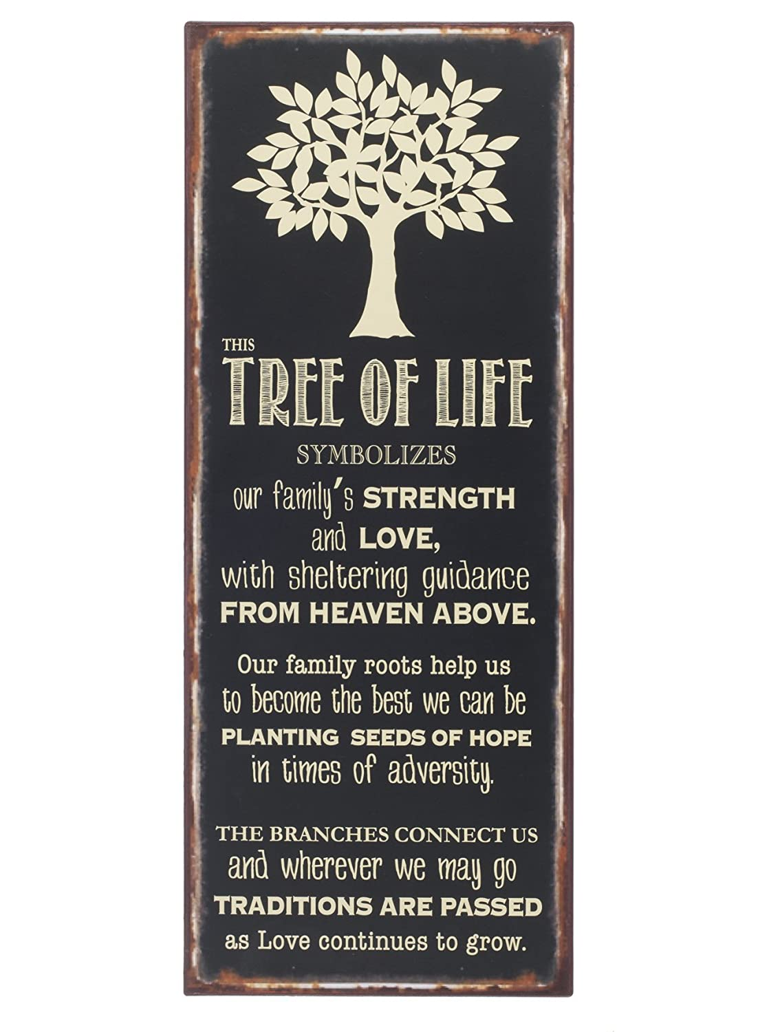 Ganz Tree of Life Wall Plaque