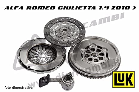 Kit Embrague Volante Alfa Giulietta 1.4 TB 120 CV 2008 >
