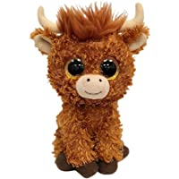 Ty Beanie Babies 36659 Boos Angus the Scottish Highland Cow Boo