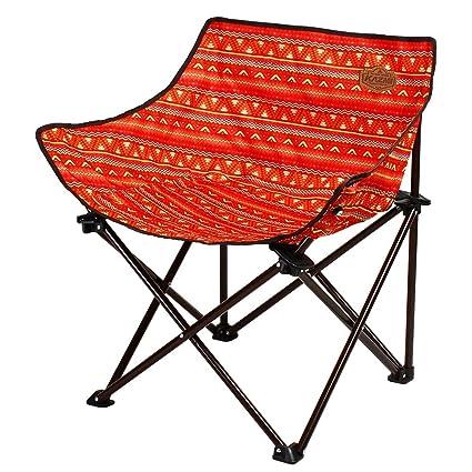 Amazon.com: Kazmi 390 Silla de Camping - Silla plegable ...