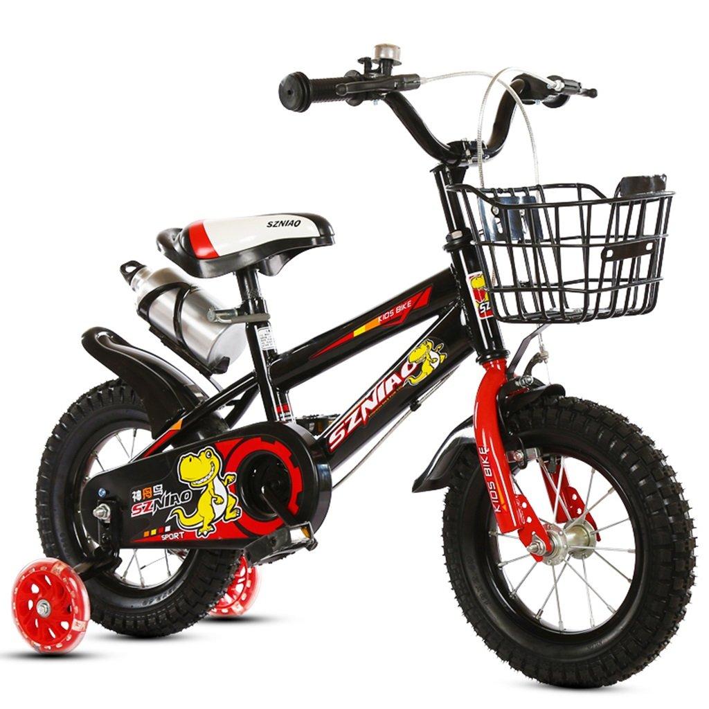 XQ TT-35少年少女赤ちゃんキャリッジ学生車12/14/16/18インチ子供用自転車6-12歳 子ども用自転車 ( サイズ さいず : 18-inch ) B07CKRJX1L18-inch