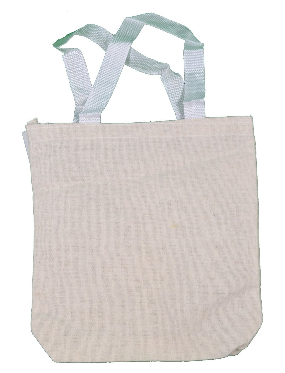 Tote bag in bulk - Amazon Com Undecorated Natural Canvas Tote Bags 1 Dozen Bulk Toy By Fun Express Kitchen Dining