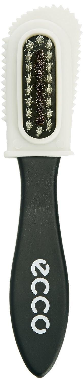 Ecco Nubuck Suede Brush Brosses à chaussures, Noir (Black), Taille Unique 9087100